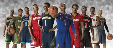 Basketball Uniform 7