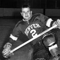 Konick was an all-American defenseman at DU in 1960