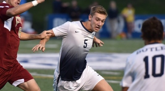 DU Men's Soccer Wins Thriller, Extends Streak to 30 Games