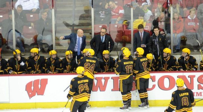 ASU Hockey to make first-ever trip to Denver