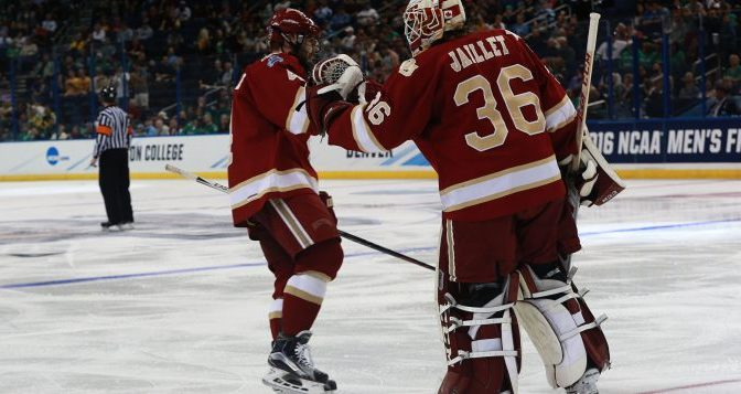 DU Hockey Mailbag: Happy New Year and bring on the 2nd half