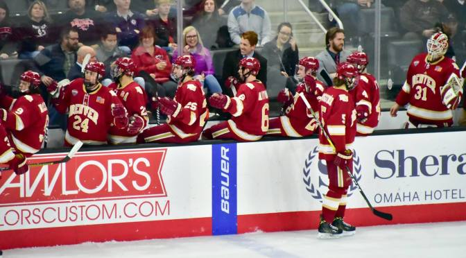 Pioneers ruin Omaha's Senior Night with shutout to cap regular season