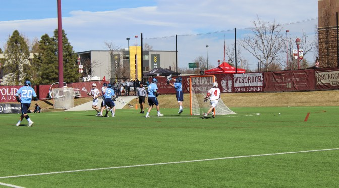 """Pioneers suffer """"setback"""" in 13-9 loss to North Carolina"""