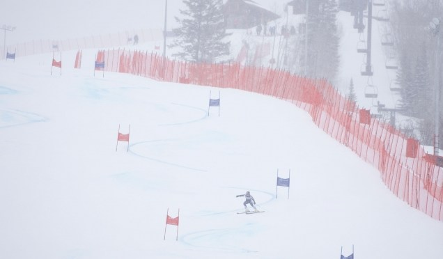 Skiing Championships at the midway point: DU tangles with familiar foes