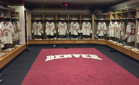 Denver hockey locker room upgrade finally gets green light
