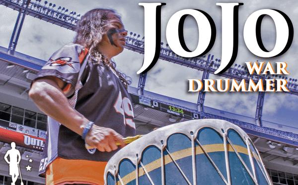 DU alums spring JoJo the War Drummer on Boston