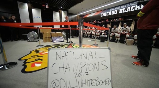 More than just some good jokes: DU Whiteboard redefining Denver's school spirit and passion