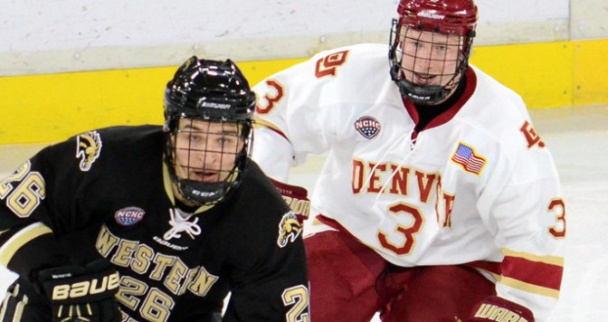 Denver Hockey Series Preview: Western Michigan University