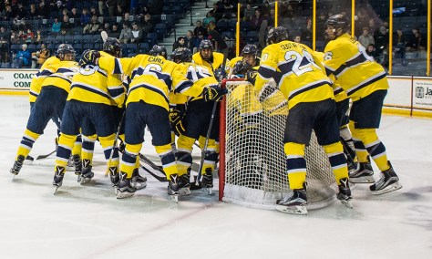 Merrimack College Men's Hockey vs. University of Maine