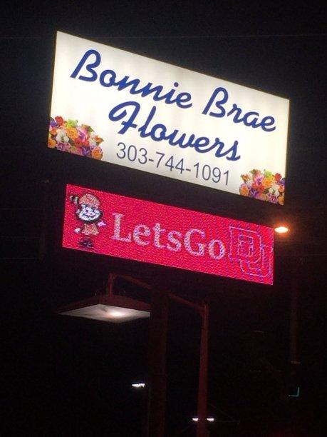 Bonnie Brae Flowers
