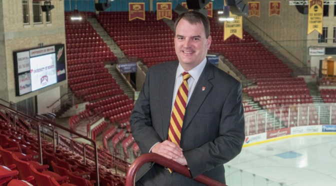 "Puck Swami's Rapid Reaction: DU's Choice of Maine AD Karlton Creech is a ""Safe Hire"""