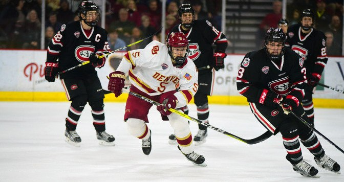 Denver Hockey Series Preview: St. Cloud State