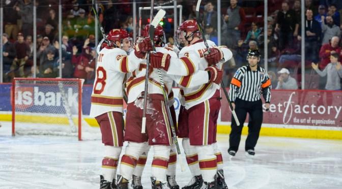 Denver Hockey NCHC Quarterfinals Preview: Colorado College