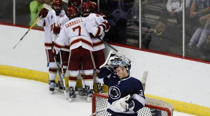 Denver Hockey Regional Semifinal Preview: Penn State