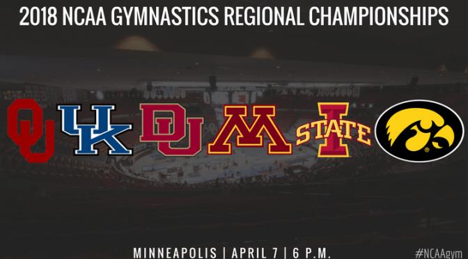 DU Gymnastics falls in NCAA Regional, Lynnzee Brown advances to Nationals