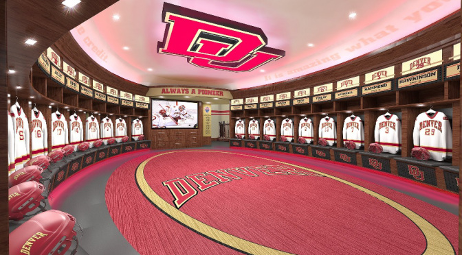 Behind the scenes upgrades keep DU in Division I arms race