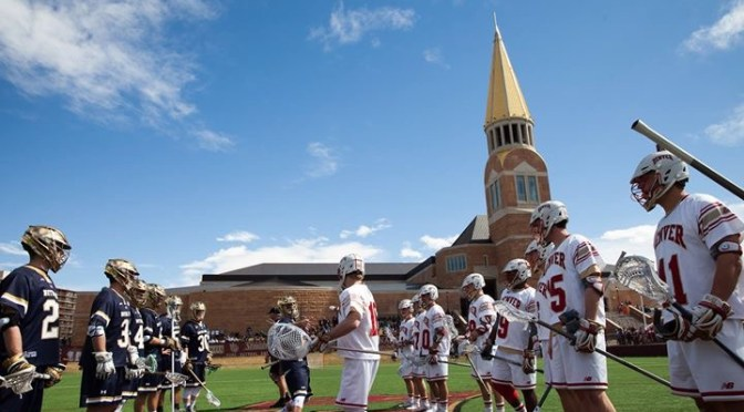 A Western Rivalry Rekindled: Denver & Notre Dame to write next postseason chapter