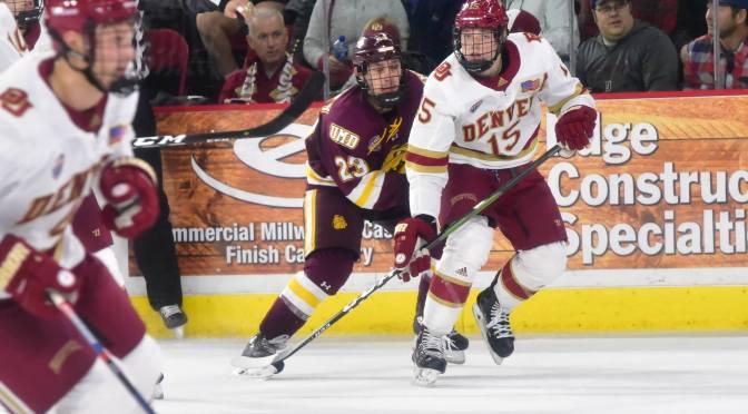 Denver Hockey Game #10 Thread: Denver vs. Minnesota Duluth