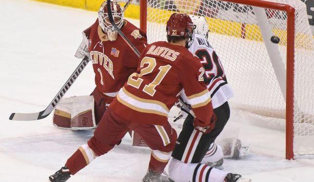Denver Hockey Game #8 Thread: Denver vs. St. Cloud State
