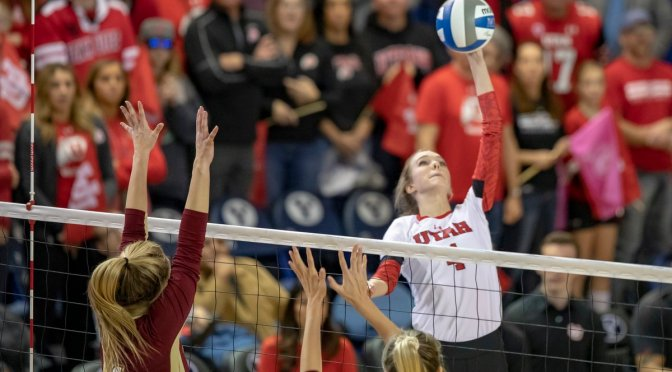 Denver Volleyball Swept out of NCAA's 3-0