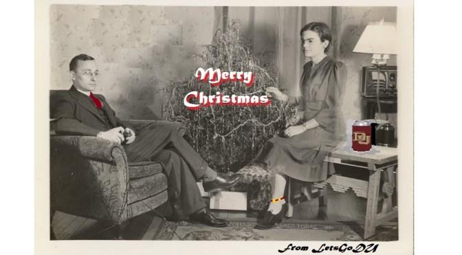 Merry Christmas from LetsGoDU