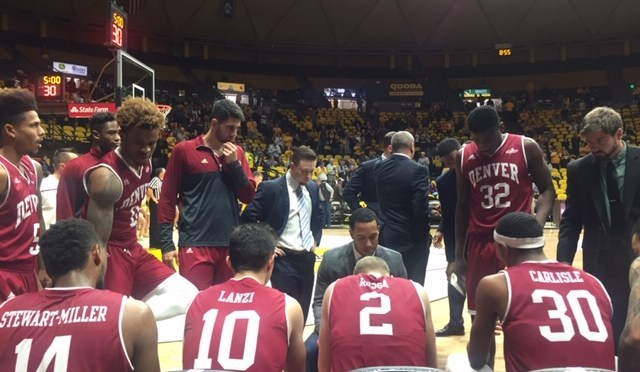 Pioneers Beat Wyoming in OT Thriller, 90-87