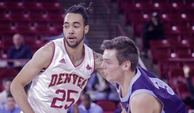 For Denver Men's Hoops, it starts and ends with defense