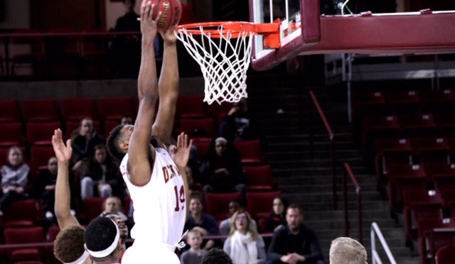 Denver Falls to Coyotes in Final Minute, 71-70