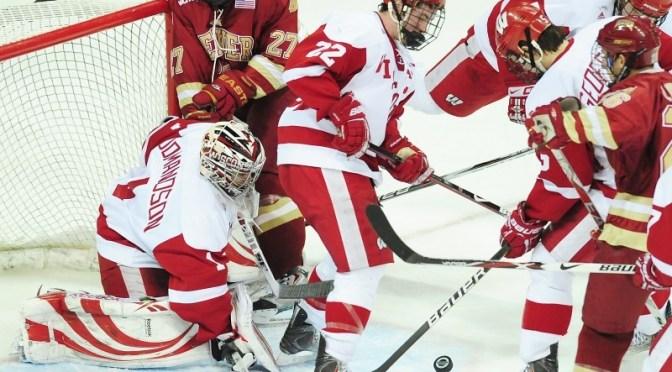 Denver Hockey Game #17 Thread: Denver at Wisconsin