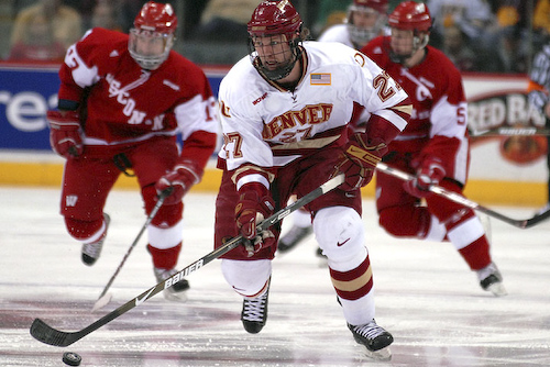 Denver Hockey Game #18 Thread: Denver at Wisconsin