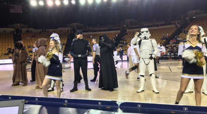 The Force Fails Denver in Tulsa 78-65