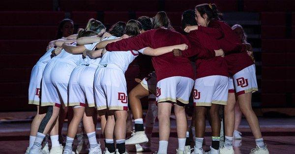 DU Women's Hoops Defeat New Mexico 83-75, Earn first NCAA D1 Postseason Win