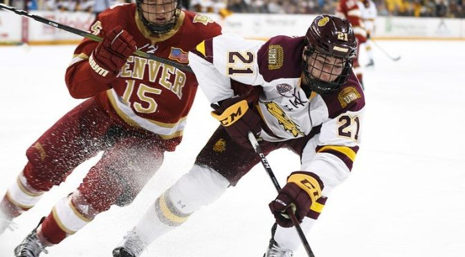 Denver Hockey Frozen Faceoff Semifinal Preview: Minnesota Duluth
