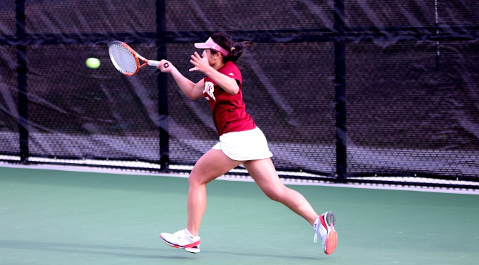 #BringTheRacquet: Fearless play leads DU women's tennis to 4-0 sweep of Utah