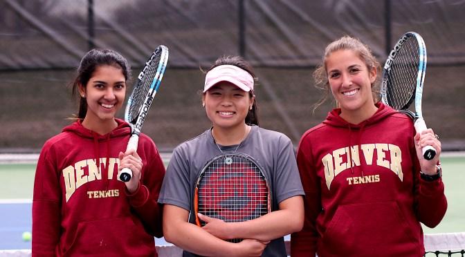 #Bringtheracquet: women's tennis prepares to honor seniors in Friday match vs. South Dakota