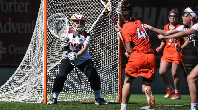Denver Women's Lacrosse travels to the Belly of the Beast