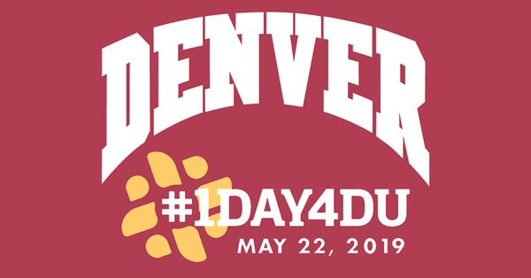It's that time again to give back – #1Day4DU