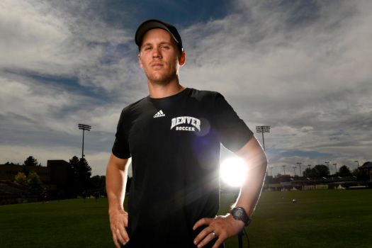 Jamie Franks targets ambitious men's soccer schedule for sustained excellence