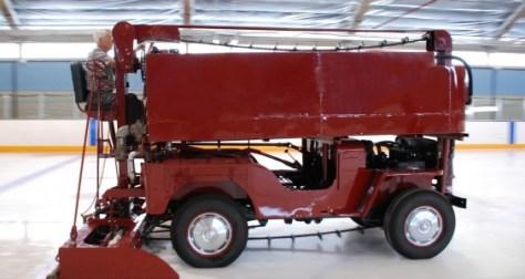 DU's 1953 Zamboni