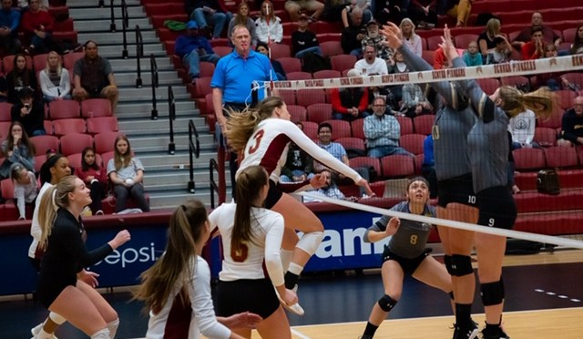 Denver Volleyball Passes Fort Wayne, 3-1, in Hard Earned Victory