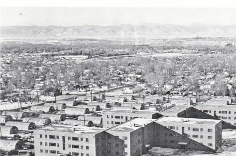 DU Campus 1940s