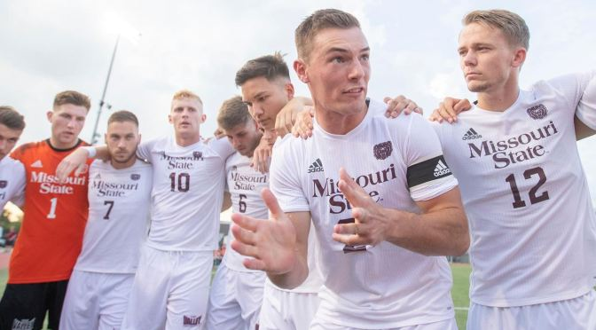 Denver to Battle Tough Missouri State Side in Tonight's NCAA First-Round Match