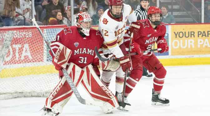Denver Hockey Series Preview: Miami (OH)
