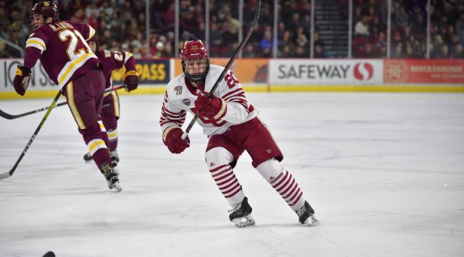 Denver swept by Minnesota Duluth in uninspired 4-1 loss