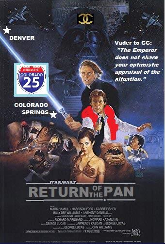 Movie Poser Thursday Colorado College 2