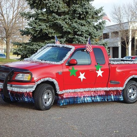 North Dakota truck