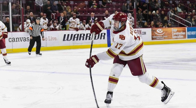 "NCAA Hockey Players Given Option to Explore Potential ""Plan B"""
