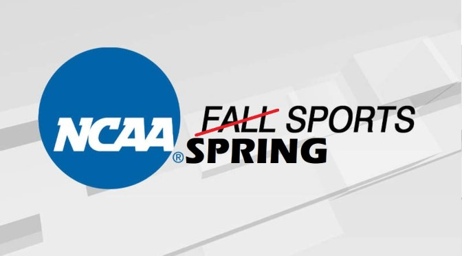 Fall Chaos Has Implications for all Division I Athletics
