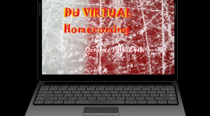 DU Announces Virtual Homecoming October 19th-24th