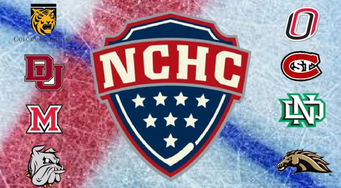 NCHC Coaches Poll